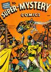 Cover for Super-Mystery Comics (Ace Magazines, 1940 series) #v2#2