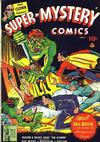 Cover for Super-Mystery Comics (Ace Magazines, 1940 series) #v3#2