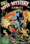 Cover for Super-Mystery Comics (Ace Magazines, 1940 series) #v3#3