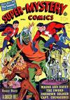Cover for Super-Mystery Comics (Ace Magazines, 1940 series) #v3#4