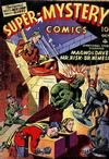 Cover for Super-Mystery Comics (Ace Magazines, 1940 series) #v3#6