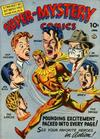 Cover for Super-Mystery Comics (Ace Magazines, 1940 series) #v4#1