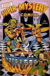 Cover for Super-Mystery Comics (Ace Magazines, 1940 series) #v5#2