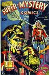 Cover for Super-Mystery Comics (Ace Magazines, 1940 series) #v5#3