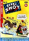 Cover for Big Shot (Columbia, 1942 series) #34