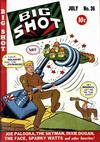 Cover for Big Shot (Columbia, 1942 series) #36