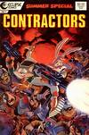 Cover for Contractors (Eclipse, 1987 series) #1