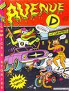 Cover for Avenue D (Fantagraphics, 1991 series) #1