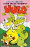 Cover for Hugo (Fantagraphics, 1984 series) #2