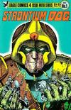 Cover for Strontium Dog (Eagle Comics, 1985 series) #1
