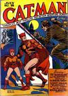 Cover for Cat-Man Comics (Temerson / Helnit / Continental, 1941 series) #v3#8 (18)