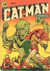 Cover for Cat-Man Comics (Temerson / Helnit / Continental, 1941 series) #v2#12 [25]