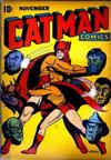 Cover for Cat-Man Comics (Temerson / Helnit / Continental, 1941 series) #v3#2 [26a]