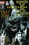 Cover for The X-Files Annual (Topps, 1995 series) #2 [Direct Edition]