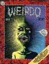 Cover for Weirdo (Last Gasp, 1981 series) #8 [1st printing]
