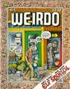 Cover for Weirdo (Last Gasp, 1981 series) #9 [1st printing]