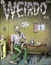 Cover for Weirdo (Last Gasp, 1981 series) #16