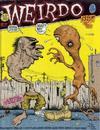 Cover for Weirdo (Last Gasp, 1981 series) #27