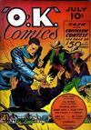 Cover for O.K. Comics (Worth Carnahan, 1940 series) #1