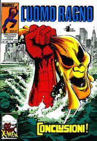 Cover Thumbnail for L' Uomo Ragno (Edizioni Star Comics, 1987 series) #38