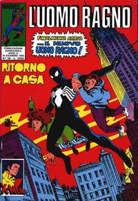 Cover Thumbnail for L' Uomo Ragno (Edizioni Star Comics, 1987 series) #39