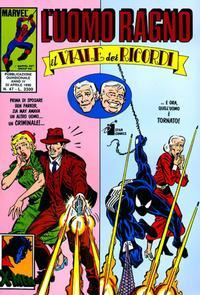 Cover Thumbnail for L'Uomo Ragno (Edizioni Star Comics, 1987 series) #47