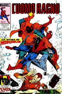 Cover Thumbnail for L'Uomo Ragno (Edizioni Star Comics, 1987 series) #52