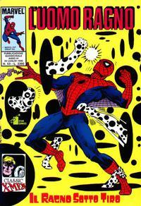 Cover Thumbnail for L'Uomo Ragno (Edizioni Star Comics, 1987 series) #53