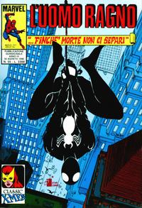 Cover Thumbnail for L'Uomo Ragno (Edizioni Star Comics, 1987 series) #55