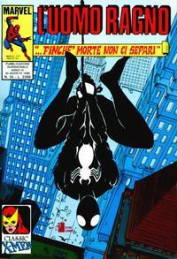 Cover Thumbnail for L'Uomo Ragno (Edizioni Star Comics, 1987 series) #55