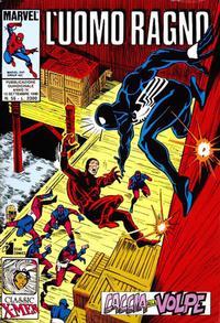 Cover Thumbnail for L'Uomo Ragno (Edizioni Star Comics, 1987 series) #56
