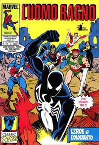 Cover Thumbnail for L'Uomo Ragno (Edizioni Star Comics, 1987 series) #60
