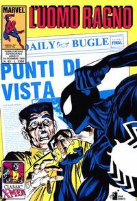 Cover Thumbnail for L'Uomo Ragno (Edizioni Star Comics, 1987 series) #63