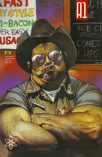 Cover Thumbnail for A1 (Marvel, 1992 series) #1