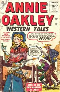 Cover Thumbnail for Annie Oakley (Marvel, 1955 series) #5