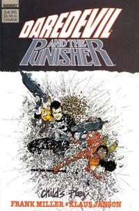 Cover Thumbnail for Daredevil / Punisher Child's Play (Marvel, 1988 series)