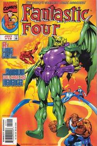 Cover Thumbnail for Fantastic Four (Marvel, 1998 series) #19 [Direct Edition]