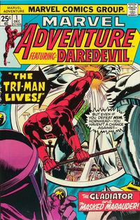 Cover Thumbnail for Marvel Adventures (Marvel, 1975 series) #1