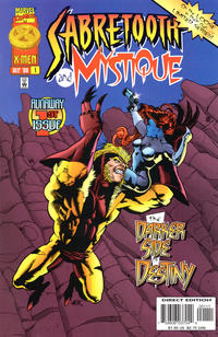 Cover Thumbnail for Mystique & Sabretooth (Marvel, 1996 series) #1