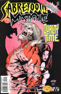 Cover Thumbnail for Mystique & Sabretooth (Marvel, 1996 series) #2