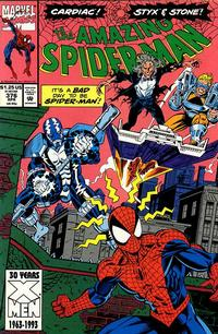 Cover Thumbnail for The Amazing Spider-Man (Marvel, 1963 series) #376 [Direct]