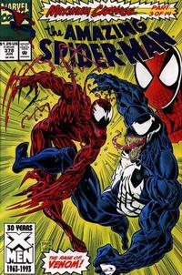 Cover Thumbnail for The Amazing Spider-Man (Marvel, 1963 series) #378 [Direct Edition]