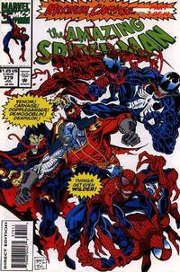 Cover Thumbnail for The Amazing Spider-Man (Marvel, 1963 series) #379 [Direct Edition]