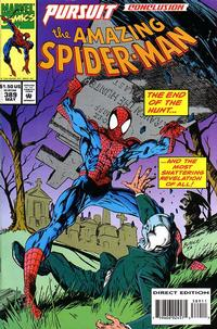 Cover Thumbnail for The Amazing Spider-Man (Marvel, 1963 series) #389 [Direct Edition]