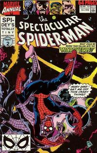 Cover Thumbnail for The Spectacular Spider-Man Annual (Marvel, 1979 series) #10 [direct]