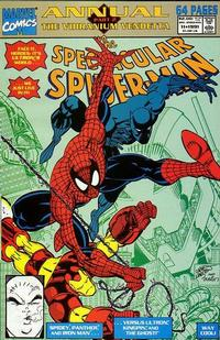 Cover Thumbnail for The Spectacular Spider-Man Annual (Marvel, 1979 series) #11 [direct]