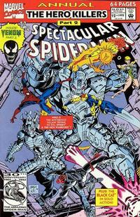 Cover Thumbnail for The Spectacular Spider-Man Annual (Marvel, 1979 series) #12