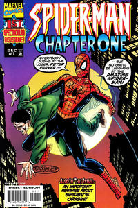 Cover Thumbnail for Spider-Man: Chapter One (Marvel, 1998 series) #1