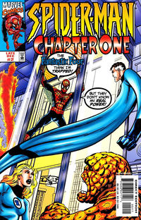 Cover Thumbnail for Spider-Man: Chapter One (Marvel, 1998 series) #2 [Cover A]