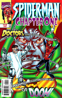 Cover Thumbnail for Spider-Man: Chapter One (Marvel, 1998 series) #4